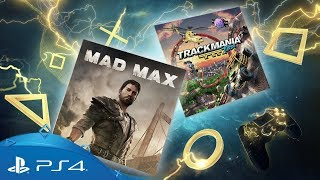 PlayStation Plus - Line-up di Aprile 2018