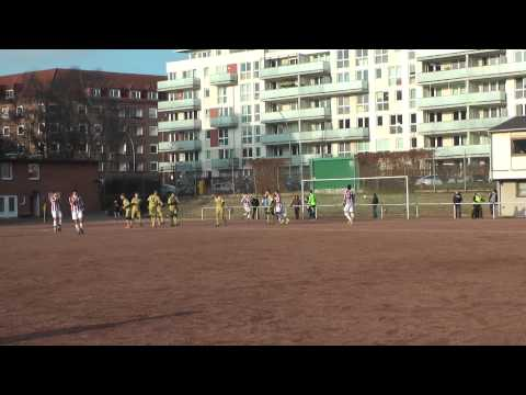 FC Elazig Spor - SC Condor (4. Runde ODDSET-Pokal) - Spielszenen | ELBKICK.TV