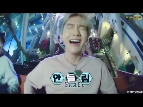 BaekHyun funny moments | #HappyBAEKLINERVN100k