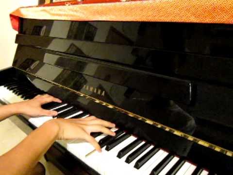 林俊杰 (JJ Lin) - 背对背拥抱  钢琴版 Piano Cover [HQ]