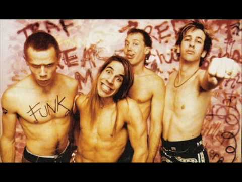 Naked In The Rain- Red Hot Chili Peppers