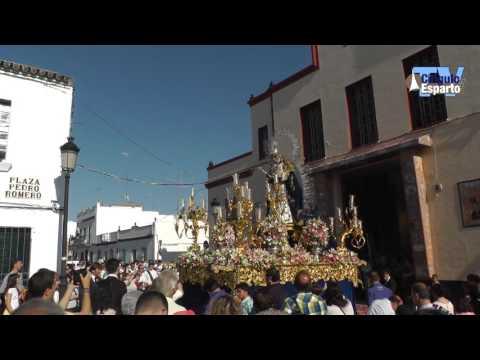 Salida Extraordinaria de la Virgen de la Estrella de Coria del Río