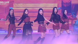 RED VELVET SMTOWN CONCERT OT5 FULL PERFORMANCE 01.01.2021