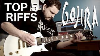 Top 5 Riffs - Gojir