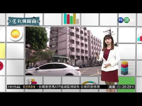 華視選戰情報員 剖析新北市選情| 華視新聞 20181108