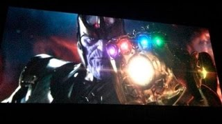 Avengers: Age Of Ultron LEAKED Trailer SDCC 2014