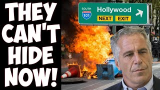 Hollywood EXPOSED! Every name that visited Epstien Island under fire!? Celebrities on the run?!