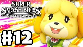 Isabelle! - Super Smash Bros Ultimate - Gameplay Walkthrough Part 12 (Nintendo Switch)