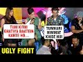 Video: Heroine Kangana ugly fight with reporter; Journalists to boycott her