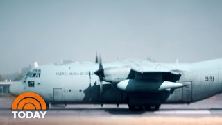 Plane Bound For Antarctica Vanishes With 38 People On Board | TODAY