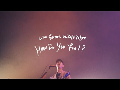 "Yogee New Waves - HOW DO YOU FEEL?(Live ""Escort"" at Zepp Tokyo 2020.12.09)"
