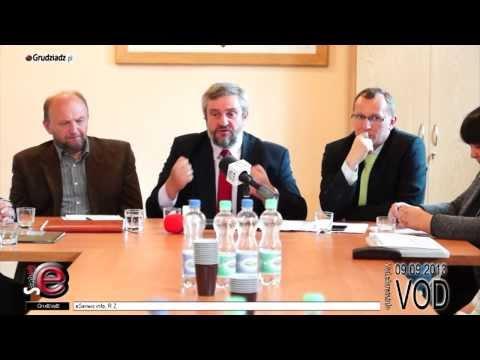 Konferencja Prasowa Radnych PiS i RdG