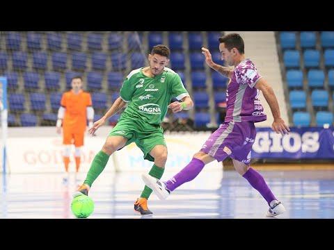 Osasuna Magna Xota - Palma Futsal Jornada 10 Temp 20-21