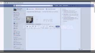 How to post a photo to Facebook - Video Tutorial.