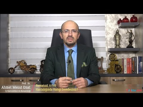 Romatoid Artrit Hastalığında Hangi Evredesiniz?