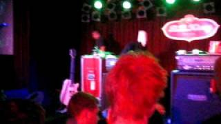 Buckethead technical difficulties live bb kings