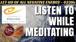 432Hz Music - The DEEPEST Healing   Let Go Of All Negative Energy - Healing Meditation Music 432Hz