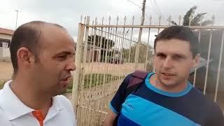 Boca No Trombone ouve morador do bairro Getúlio Vargas