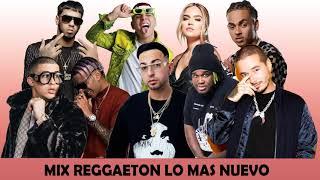 MIX REGGAETON 2020 - Lo Mas Nuevo - J Balvin, Sech, Rauw Alejandro, Karol G, Anuel AA, Ozuna, Maluma