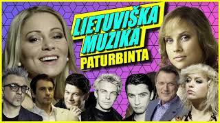 Lietuviška Muzika Paturbinta. Dainų Rinkinys. Hitai