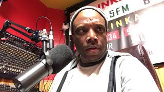 PUM PUM STINK..... FRIDAY FEBRUARY 2nd 2018 (LAVA RADIO SHOW)
