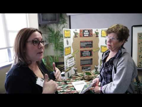 Saint Clare's Health Boot Camp: Battling the Bugs
