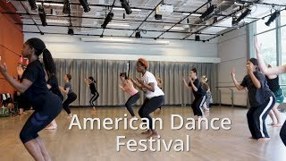 American Dance Festival at The Ruby video