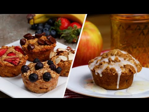 Delightful Fruit Muffins ? Tasty Recipes