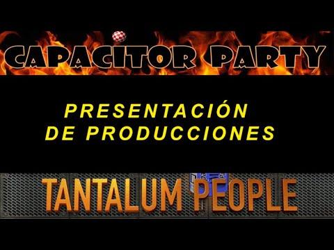 Bola Extra - En directo, producciones Capacitor Party 2019.