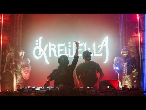 Krewella - Middlelands Virtual Rave-A-Thon