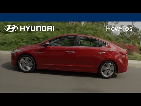 How To Use Voice Command For Distraction-Free Driving  - Hyundai Insider