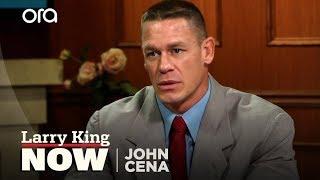 That's Just Downright Ignorance   John Cena   Larry King Now - Ora TV
