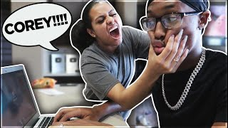 IGNORING GIRLFRIEND FOR 24 HOURS **BAD IDEA**