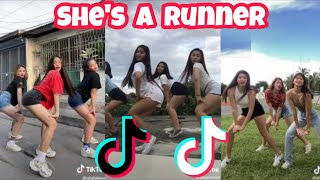She's A Runner Shes A Track Star Tiktok Dance Compilation March 2021
