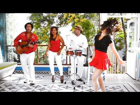 Yanssel Castellon & Los Amigos Latin Projects Cuba - Yanssel&Los Amigos Latin Trio CUBA with dance performance