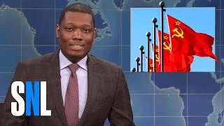 Weekend Update on Russia Hacking the Election - SNL