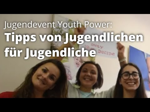 Youth Power 2.0: Tipps für Changemaker