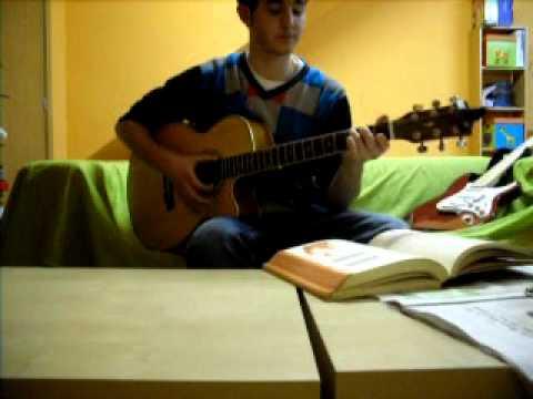 tutorial sin miedo a nada (alex ubago)/davidboti92