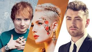 2019 New Songs Playlist - Best English Love Song Ever-Sam Smith, Charlie Puth, Ed Sheeran, Halsey..