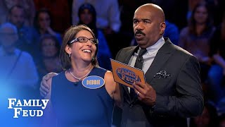 The Schulners play Fast Money! | Family Feud
