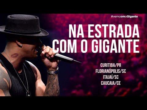 LÉO SANTANA | NA ESTRADA COM O GIGANTE (11- 14/08)