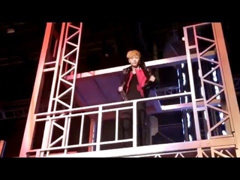 zhang yixing (lay) - bts full cut [exoluxion in seoul dvd]