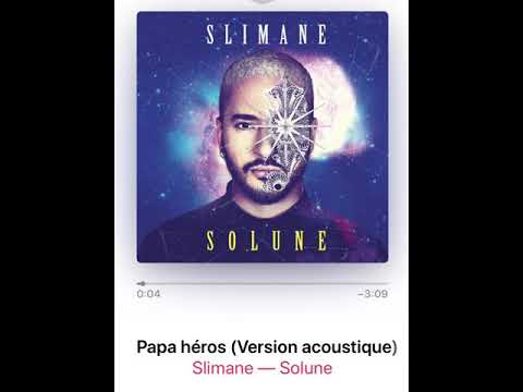 Papa héros (Version acoustique)