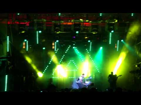 The Maneken - Shine | Live | Arena Concert Plaza | 22.07.2011