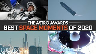 Best Space Moments of 2020!!!