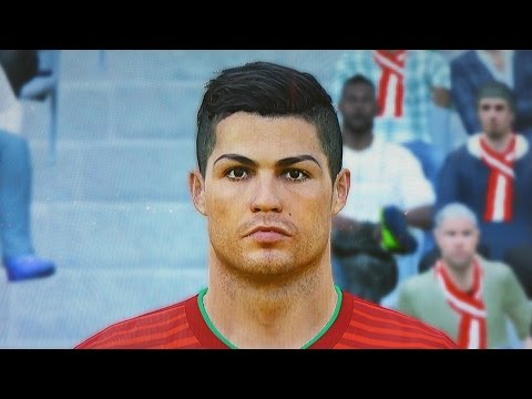 PES 2015 Faces & Starheads