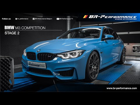 BMW F80 M3 Competition / Stage 2 By BR-Performance