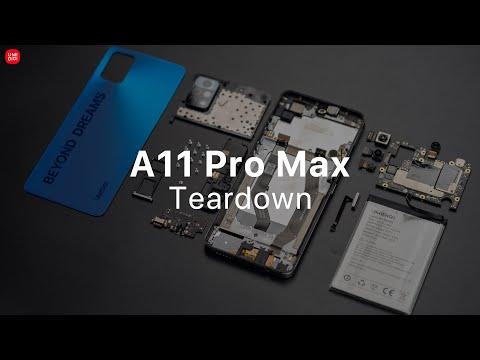 UMIDIGI A11 Pro Max Teardown: What Amazing Specs Inside?