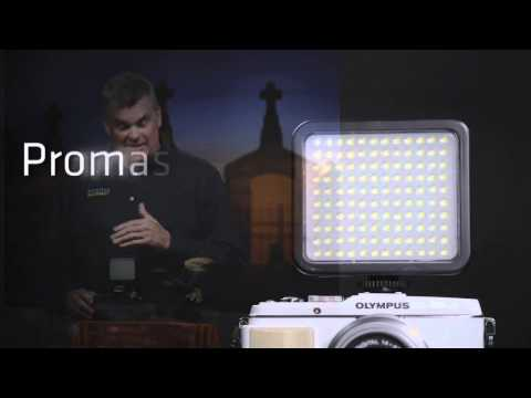 Promaster LED On-Camera Lights