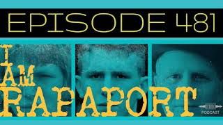 I Am Rapaport Stereo Podcast Episode 481 - Maury Povich